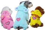 Fashion Pet Dog Warmth Clothes Clothes Winter Dress Elephant Pet Clothes