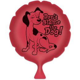 Don't Blame the Dog! Whoopee Cushion Case Pack 30