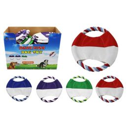 Dog Toy - Rope Disc Case Pack 36